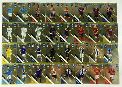Panini Adrenalyn XL FIFA 365 2019 Update Fans Favourite cards