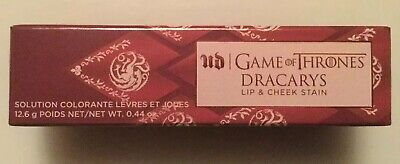 Priority Shipped Game Of Thrones Urban Decay Lip And Cheek Stain Dracarys Other Lip Makeup