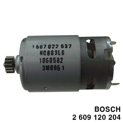 Bosch 2609120204 Motor For GSR 14.4-2 Replacement Repair Tool Components ruj