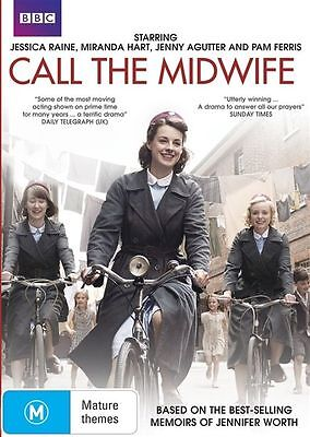 Call The Midwife - Series 1 (DVD, 2012, 2-Disc Set) Brand & Sealed R4