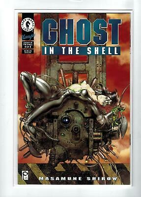 Ghost In The Shell #4 1995 Near Mint- 9.2 1431