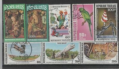 Mi-nr Wildtiere / Wild Animals 1986-1989 ** Mnh Togo 1986