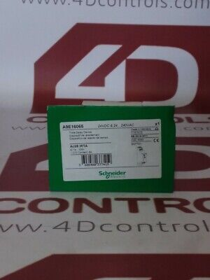 Schneider A9E16065 IRTA relay - delays energizing of a load - New Surplus Open