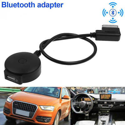 AMI MMI MDI Music USB Bluetooth Adapter Cable for Audi A4L A6L Q3 Q5 Q7