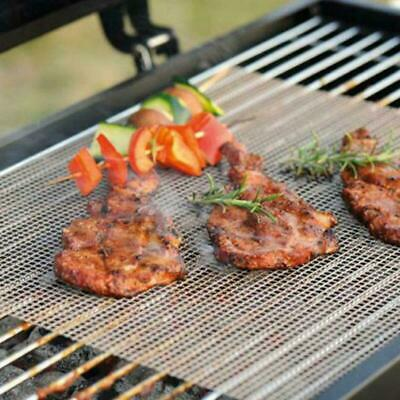 Mintiml Grill Mat BBQ Grill Mesh Tappetino ANTIADERENTE IN TEFLON
