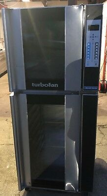 BLUE SEAL E32 SUB3CL Convection Oven & Integrated Proover