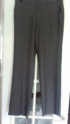 Next Check Trousers Age 13 Height 158cm