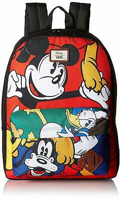 6dc0d21761f Vans Off The Wall Old Skool II Disney Mickey Mouse & Friends Backpack Bag