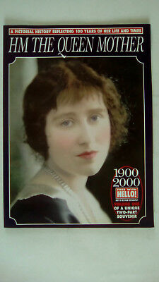 Hello Magazine HM The Queen Mother Pictorial History Volume 1