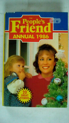 The Peoples Friend Magazine Annual 1986