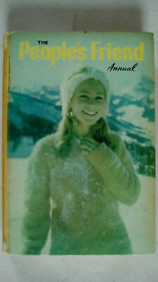 The Peoples Friend Magazine Annual 1969 - 1970