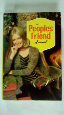 The Peoples Friend Magazine Annual 1977
