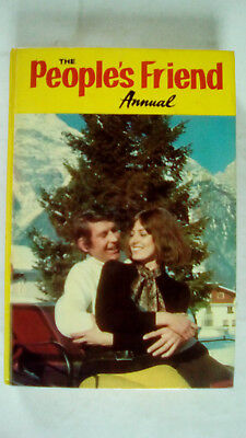 The Peoples Friend Magazine Annual 1975 - 1976