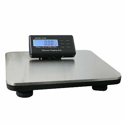 NEW! Heavy Duty Digital Postal Parcel Scales Weighing 150kg/300kg