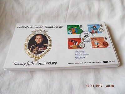 7qb Other British Stamps Stamps Royal Mail First Day Cover St John Ambulance
