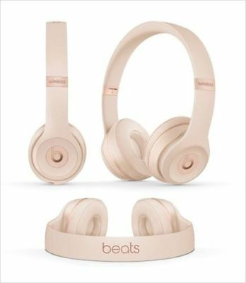 Beats by Dr. Dre - Beats Solo3 Wireless Headphones - Matte Gold Authentic New