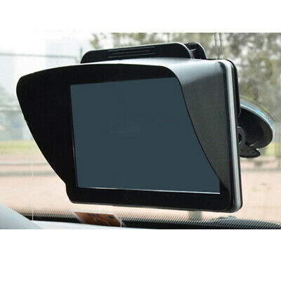 "7"" Universal Car GPS navigator Sunshade Sun Shade Sunshield Visor Anti Glare"