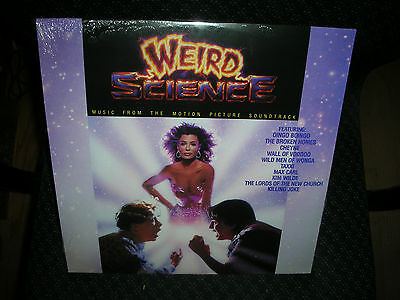 Weird Science (Music From The Motion Picture Soundtrack) **New Record LP Vinyl