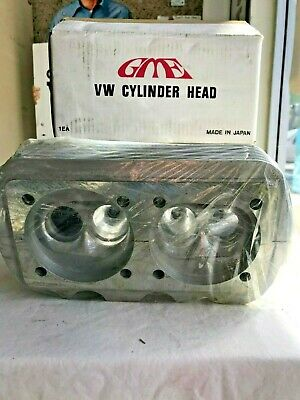 HIGH PERFORMANCE VW Bug Bus HEADS dual port Big Valve Port