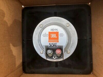 "JBL 2431H 1.5"" Compression Driver for VerTec 4888, SRX, VLA, PD, AM and more"