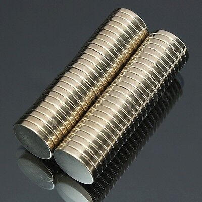 50pcs N52 Super Strong Disc Rare-Earth Neodymium Magnets Magnet 20mm x 3mm
