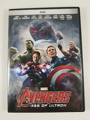 Marvels Avengers, Age Of Ultron DVD