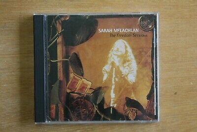 Sarah McLachlan – The Freedom Sessions          (Box C755)