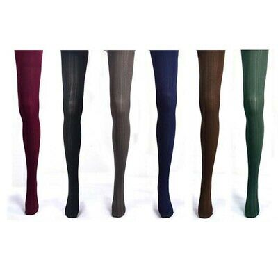 Women Winter Warm Fleece Lined Slim Skinny Thermal Stretchy Foot Leggings Pants