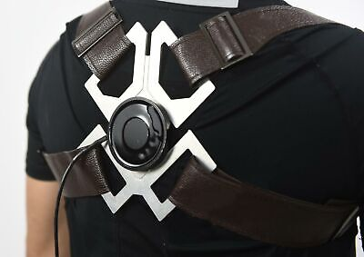 Electromagnetic Leather Belt Iron piece Kit for Captain America Shield Avengers