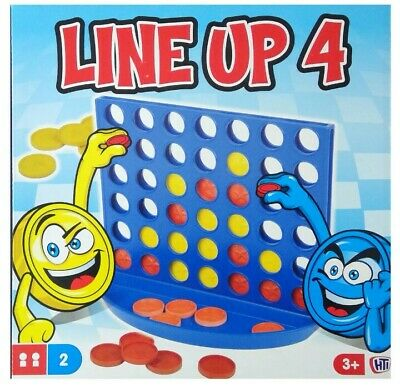 LINE UP 4/ Four in a Row/ Connect 4/ BOARD GAME. Brand new.