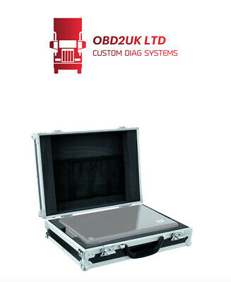 DIAGNOSTIC System Compatible with Volvo - For Truck And Bus Up To 2012