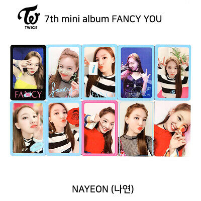 TWICE - 7th mini album FANCY YOU Official Photocard - NAYEON