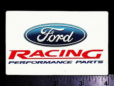 Ford Racing Performance Parts >> Ford Racing Performance Parts Original Vintage Decal Sticker