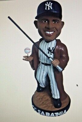 Ny Yankees Cc Sabathia Jedi Sga Bobblehead Star Wars Day 5/4/2019