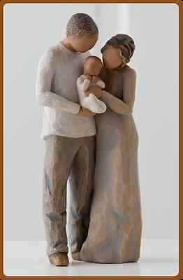 DEMDACO Figur *We are three* Willow Tree - Neuheit 2014