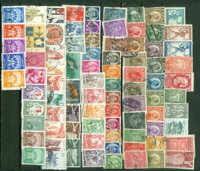 Jugoslavia / Yugoslavia Mostly Old Group of 500 used & unused stamp Lot#1959
