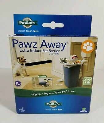 NEW PetSafe PAWZ AWAY Extra Indoor Pet Barrier ZND-1000 (Up to 12' Diameter)