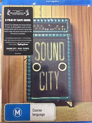 DAVE GROHL - Sound City BLURAY AS NEW!