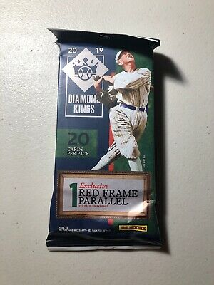 THICK! 2019 DIAMOND KINGS Dual Relic Or Auto-Relic Value HOT PACK!