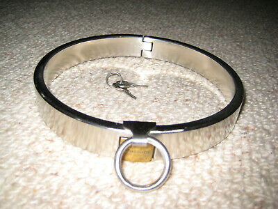 Stainless Steel Slave Collar