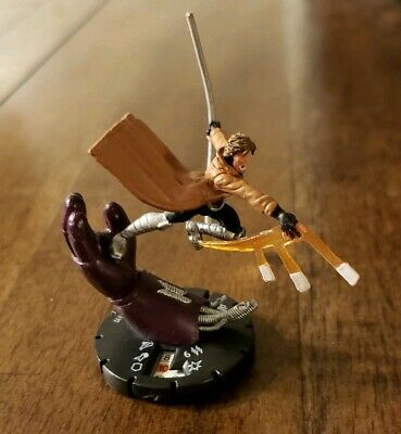 Marvel Heroclix Mutations & Monsters Gambit #032 Pre-owned NO CARD