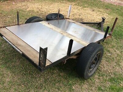 6x4 trailer - for parts or reconditioning