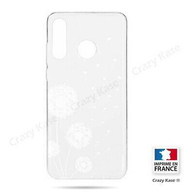 coque huawei p30 lite flamant rose