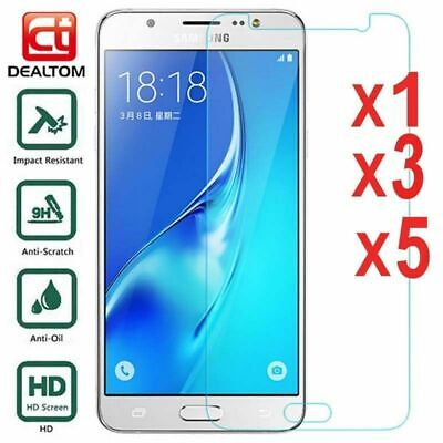 Tempered Glass Screen Protector Film for Samsung Galaxy J3 J5 J7 Pro A3 A5 A8 Y1