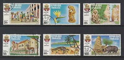 Wildtiere / Wild Animals Mi-nr Mnh Togo 1986 1986-1989 **