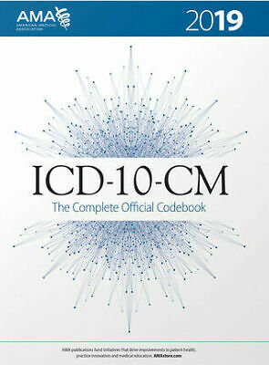 ICD-10-CM 2019 The Complete Official Codebook (PDF , eB00K)
