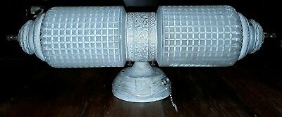 Vintage / Antique 2 Light Wall or Ceiling Mount