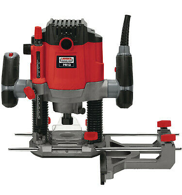 1/2 inch Electric Plunge Router with Trend Variable Speed 240v