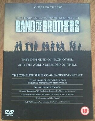 Band Of Brothers - Complete HBO Series Commemorative Gift Set DVD