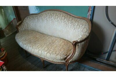 Antique French canape sofa